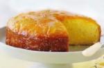 TORTA DE NARANJAS, apunto caramelo, venado tuerto