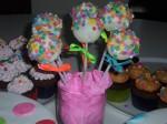 POP CAKES, Rocios de Ambar Tartas Dulces , venado tuerto