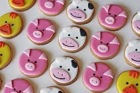 Cupcakes Y Galletas De La Granja Comida Casera Portal De